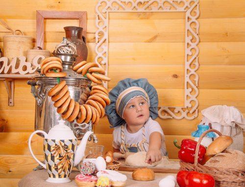 Jak na jídlo u dětí